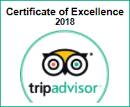 Balmoral On York - Launceston, Tasmania is a Trip Advisor Certificate of Excellence Winner